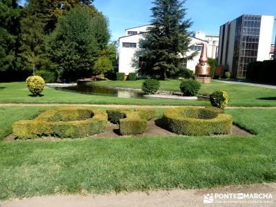 Destilería DYC - Segovia; viajes una semana rutas por toledo